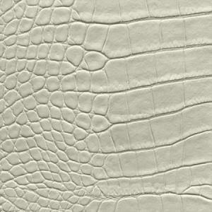 WSM AC02 AUSTRALIAN CROC Ermine Scalamandre Wallpaper