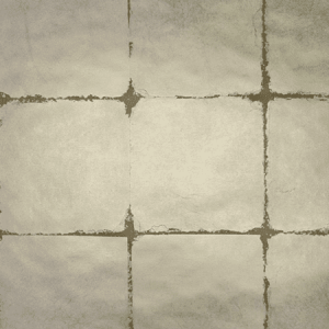 WTO GA4 SILVER LEAF SQUARES Platinum Scalamandre Wallpaper
