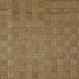 WTO TKBS2 KAII SMALL SQUARE Chestnut Scalamandre Wallpaper