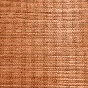 WTW SG5605 NATURAL SISAL Nutmeg Scalamandre Wallpaper