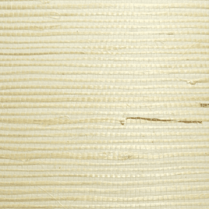 WTW WL413 NATURAL BLEACHED JUTE Ivory Scalamandre Wallpaper