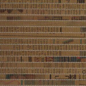 WUE2050 NEWSPRINT  Winfield Thybony Wallpaper