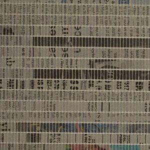 WUE2053 NEWSPRINT  Winfield Thybony Wallpaper