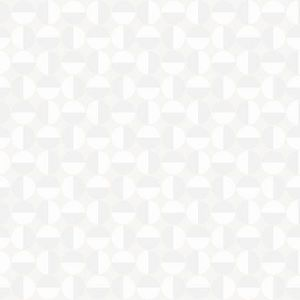 WV1776 Vertigo Geometric White Brewster Wallpaper