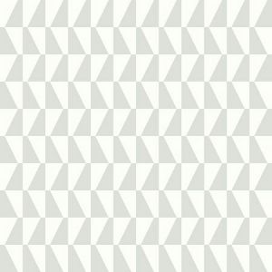 WV1779 Trapez Geometric Light Green Brewster Wallpaper