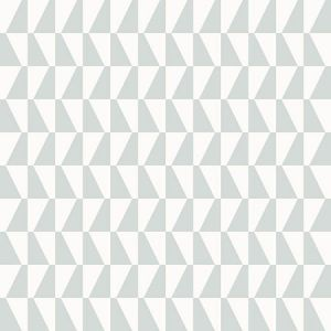 WV1781 Trapez Geometric Sage Brewster Wallpaper