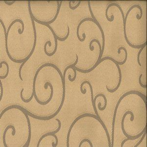 WYKOFF Gold Norbar Fabric