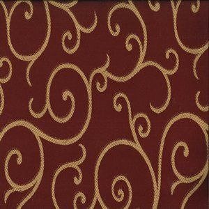WYKOFF Wine Norbar Fabric