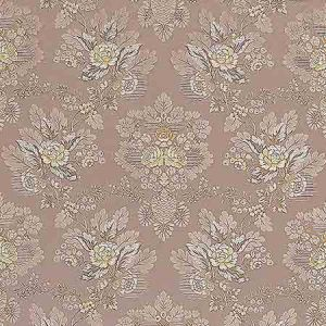 ZA 1772CARL CARLOS LAMPAS Dusty Rose Old World Weavers Fabric