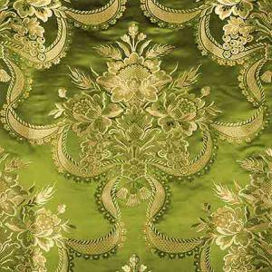 ZA 2159RNAS REALE NASTRI Pear Gold Old World Weavers Fabric