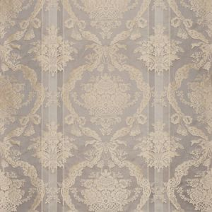 ZA 2196PTRS PETRARCA STRIPE Greige Travertine Old World Weavers Fabric