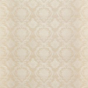 ZA 2197PETR PETRARCA DAMASCO Cream Old World Weavers Fabric