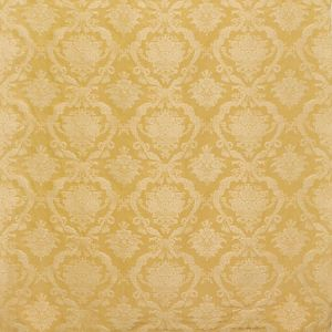 ZA 2200PETR PETRARCA DAMASCO Gold Old World Weavers Fabric