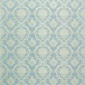 ZA 2201PETR PETRARCA DAMASCO Powder Blue Old World Weavers Fabric