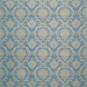ZA 2202PETR PETRARCA DAMASCO Sky Old World Weavers Fabric