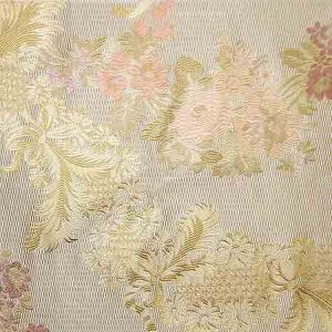 ZB Y614614A LA VERNE Peach Old World Weavers Fabric
