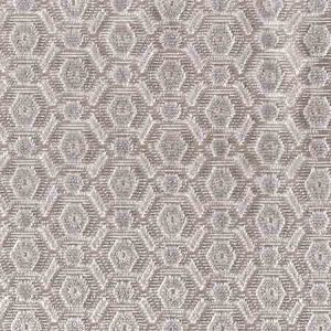 ZS 0005MANE MANETTA Pewter Old World Weavers Fabric