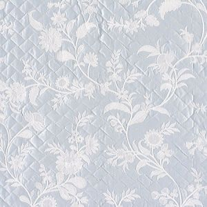 ZS 0001LISE LISETTA Powder Blue Old World Weavers Fabric