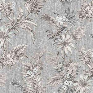 Z1723 Dis Legolas Botanical Grey Brewster Wallpaper