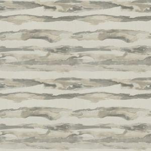 WATERCOLOR WAVE Parchment Fabricut Fabric