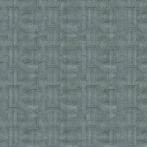 VELVET MAZE Juniper Fabricut Fabric