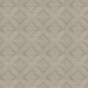 VELVET MAZE Oyster Fabricut Fabric