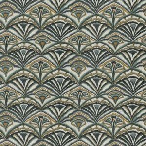 YORU IKAT Paradise Fabricut Fabric