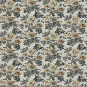 LEAFY GREENS Arctic Blush Fabricut Fabric