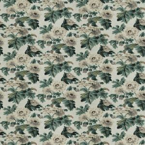 LEAFY GREENS Paradise Fabricut Fabric