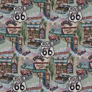 1011 Route 66 Charlotte Fabric