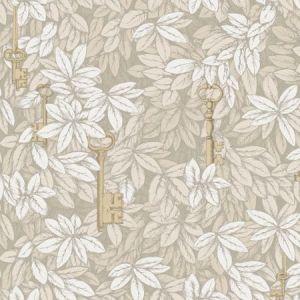 114/26052-CS CHIAVI SEGRETE Parchment Cole & Son Wallpaper