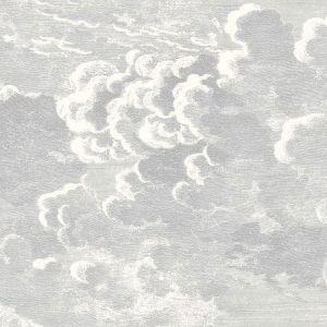 114/28055-CS NUVOLETTE Soot Snow Cole & Son Wallpaper