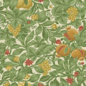 116/2007-CS Vines Of Pomona Ochre Olive Cole & Son Wallpaper