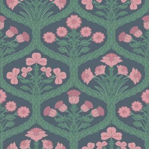116/3010-CS Floral Kingdom Rose Fores Cole & Son Wallpaper