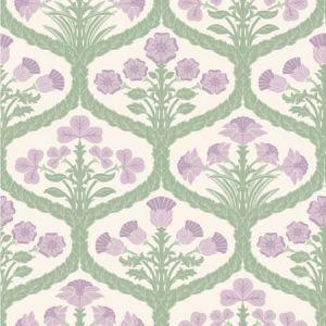 116/3012-CS Floral Kingdom Mulberry Olive Cole & Son Wallpaper