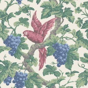 116/5018-CS Woodvale Orchard Rose Parchment Cole & Son Wallpaper