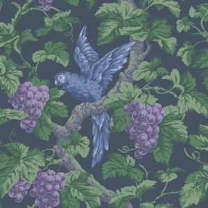116/5019-CS Woodvale Orchard Violet Ink Cole & Son Wallpaper