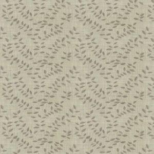 SAOLA VINE Pearl Grey Fabricut Fabric
