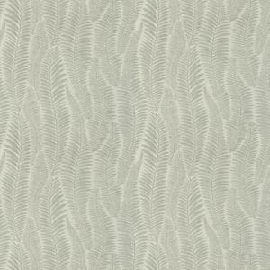 AYUMI LEAF Smoke Fabricut Fabric