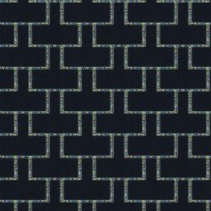 SQUARE FIELDS Night Sky Fabricut Fabric