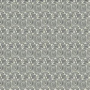 ZAGNOLI Navy Fabricut Fabric