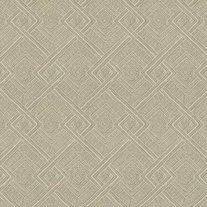 EISENBERG Taupe Fabricut Fabric