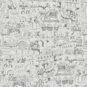 MONTESSORI Slate Fabricut Fabric