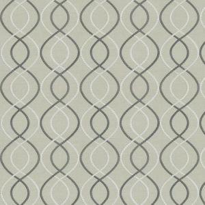 BELLONA Steel Fabricut Fabric