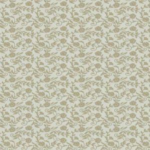 VOLOS FLORAL Flax Fabricut Fabric