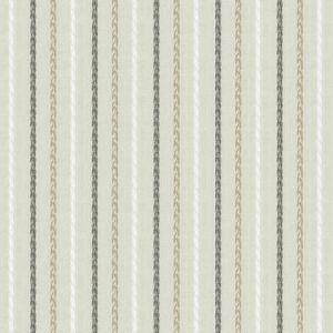 BRAIDED STRIPE Travertine Fabricut Fabric