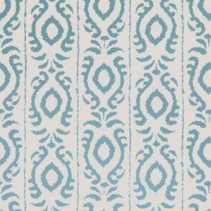 Stroheim Madagascar Turquoise Wallpaper