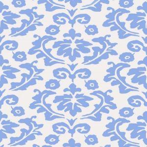 Stroheim Nouveau Palazzo Blue Wallpaper