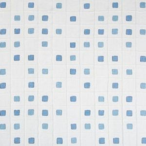Kravet Gridwork Ocean Fabric