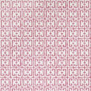 Stroheim Fret Pink Wallpaper